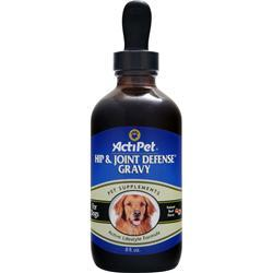 Buy Actipet, Hip & Joint Defense Gravy, Natural Beef Flavor, 8 fl.oz at Herbal Bless Supplement Store