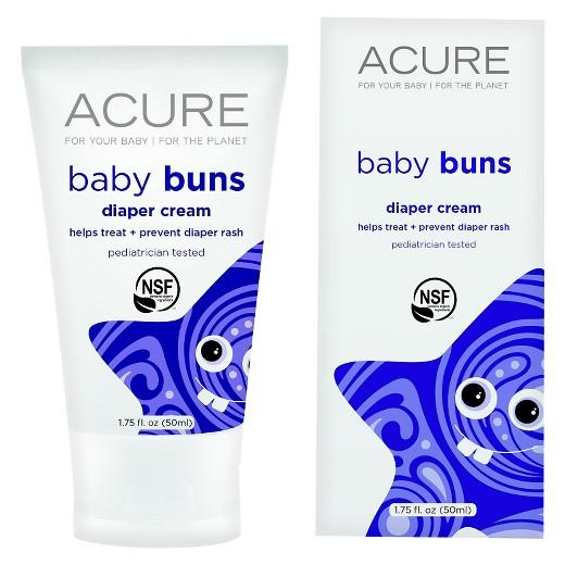 Buy Acure, Baby Buns Diaper Cream at Herbal Bless Supplement Store