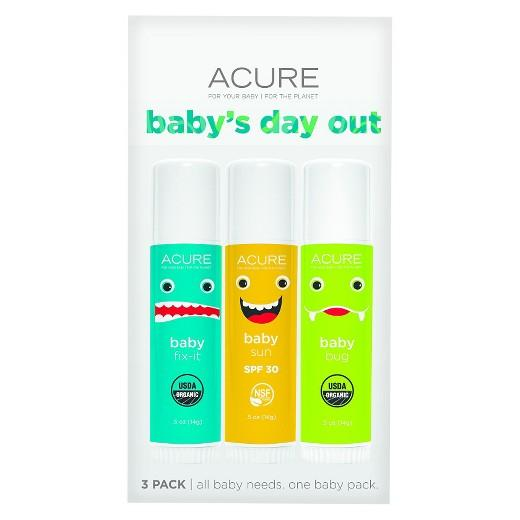 Buy Acure, Baby's Day Out 3-Pack at Herbal Bless Supplement Store