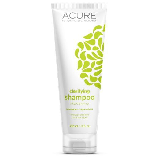 Buy Acure, Lemongrass + Argan Stem Cell Clarifying Shampoo - 8oz at Herbal Bless Supplement Store