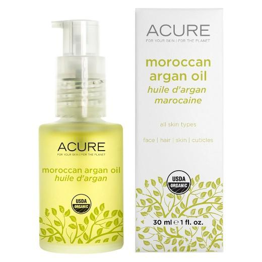 Buy Acure Organics, Argan Oil 100% USDA Organic Moroccan - 1 oz at Herbal Bless Supplement Store