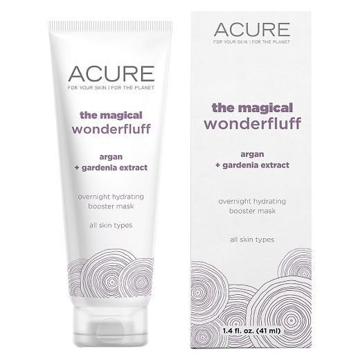 Buy Acure, Overnight Hydrating Booster Mask - Argan Gardenia - 1.4 oz at Herbal Bless Supplement Store