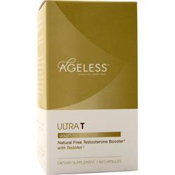 Buy Ageless Foundation Laboratories, UltraTGold - All Natural Testosterone Booster, 60 caps at Herbal Bless Supplement Store