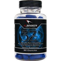 Buy AI Sports Nutrition, 3Z, 90 caps at Herbal Bless Supplement Store