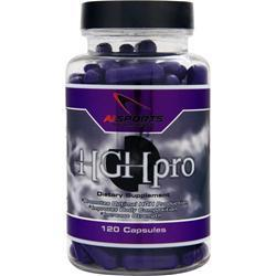 Buy AI Sports Nutrition, HGpro, 120 caps at Herbal Bless Supplement Store