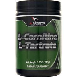 Buy AI Sports Nutrition, L-Carnitine L-Tartrate, 300 grams at Herbal Bless Supplement Store
