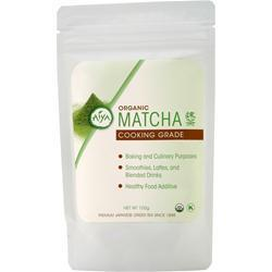 Buy Aiya, Organic Matcha - Cooking Grade, 100 grams at Herbal Bless Supplement Store