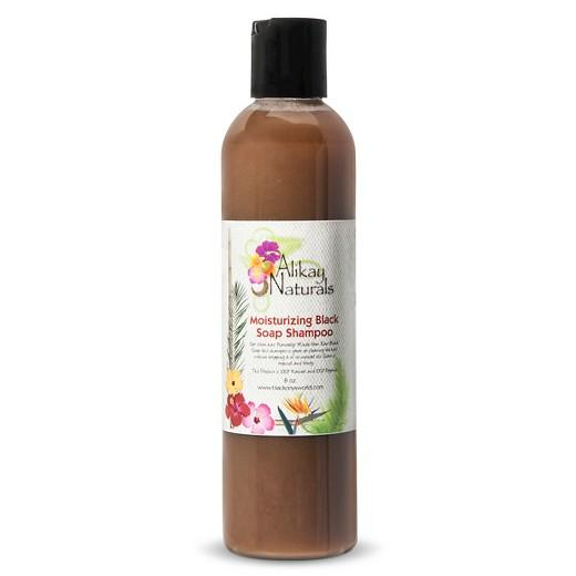 Buy Alikay, Moist Black Soap Shampoo - 8 oz at Herbal Bless Supplement Store