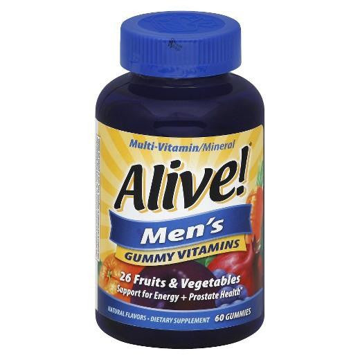 Buy Alive!, Multivitamins 60 ct at Herbal Bless Supplement Store