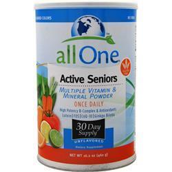 Buy All One, Multi-Vitamins & Minerals - Active Senior's Formula at Herbal Bless Supplement Store