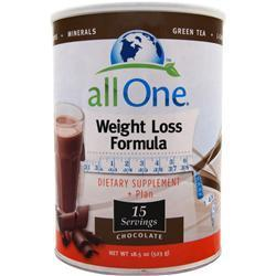 Buy All One, Weight Loss Formula at Herbal Bless Supplement Store