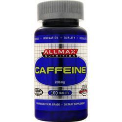 Buy Allmax Nutrition Caffeine, 100 tabs at Herbal Bless Supplement Store