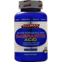 Buy Allmax Nutrition, D-Aspartic Acid, 3.5 oz at Herbal Bless Supplement Store