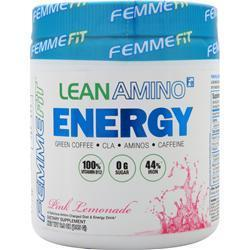 Buy Allmax Nutrition, FemmeFit Lean Amino Energy, Pink Lemonade 195 grams at Herbal Bless Supplement Store