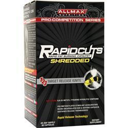 Buy Allmax Nutrition, Rapidcuts Shredded, 90 caps at Herbal Bless Supplement Store