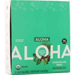 Buy Aloha, Organic Protein Bar - Plant Based at Herbal Bless Supplement Store