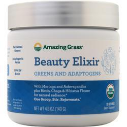 Buy Amazing Grass, Beauty Elixir, 4.9 oz at Herbal Bless Supplement Store
