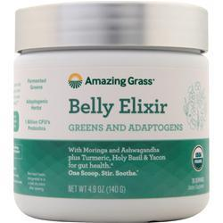 Buy Amazing Grass, Belly Elixir, 4.9 oz at Herbal Bless Supplement Store