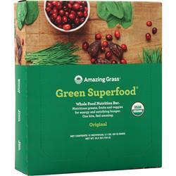 Buy Amazing Grass, Green Superfood Whole Food Nutrition Bar at Herbal Bless Supplement Store