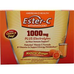 Buy American Health Ester-C Effervescent (1000mg) at Herbal Bless Supplement Store
