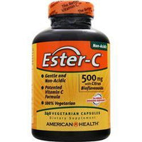 Buy American Health Ester-C with Citrus Bioflavonoids Vegetarian (500mg) at Herbal Bless Supplement Store