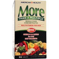Buy American Health, More Than A Multiple - Multivitamin for Men, 90 tabs at Herbal Bless Supplement Store