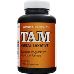 Buy American Health TAM - Herbal Laxative at Herbal Bless Supplement Store