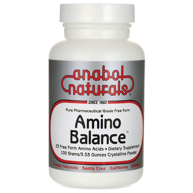 Buy ANABOL NATURALS, Amino Balance 500mg, 120 capsule at Herbal Bless Supplement Store