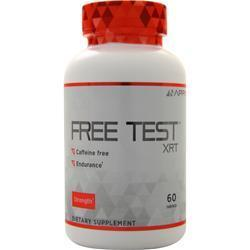 Buy Applied Nutriceuticals, Free Test XRT, 60 tabs at Herbal Bless Supplement Store