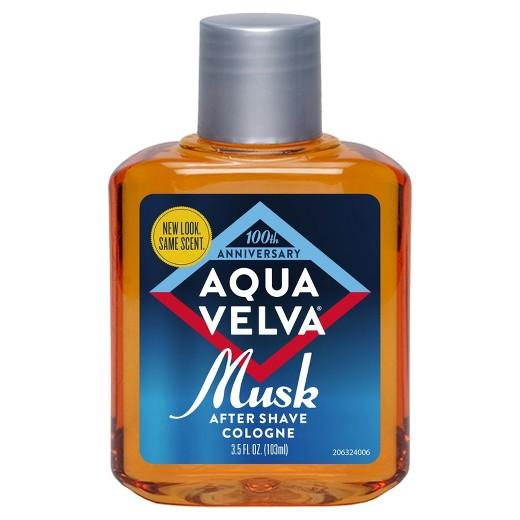 Buy Aqua Velva®, Musk Men's After Shave Cologne - 3.5 fl oz at Herbal Bless Supplement Store