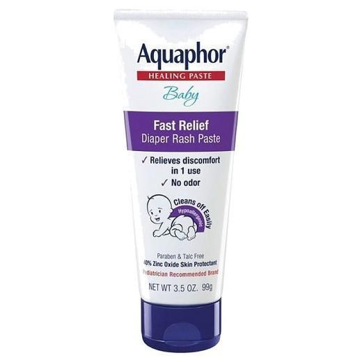 Buy Aquaphor, Baby Diaper Rash Paste - 3.5 oz at Herbal Bless Supplement Store