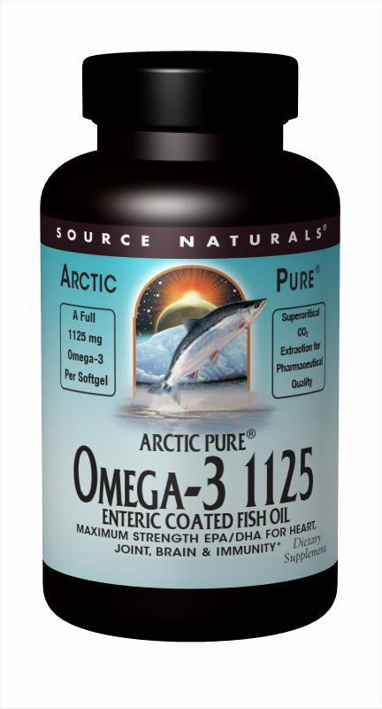 Buy ArcticPure® Omega-3 1125 Enteric Coated Fish Oil, 30 softgel at Herbal Bless Supplement Store