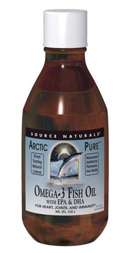 Buy ArcticPure® Omega-3 Fish Oil, 200 ml at Herbal Bless Supplement Store