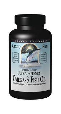Buy ArcticPure® Omega-3 Fish Oil Ultra Potency 850mg Enteric-Coated, 30 softgel at Herbal Bless Supplement Store