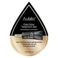 Buy Aubio™, Cold Sore Treatment Gel - 0.11 oz at Herbal Bless Supplement Store
