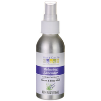 Buy Aura Cacia, Aromatherapy Relaxing Lavender Room & Body Mist, 4 oz at Herbal Bless Supplement Store