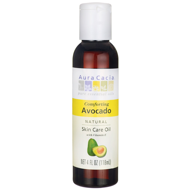 Buy Aura Cacia, Avocado Oil, 4 oz at Herbal Bless Supplement Store