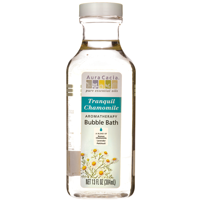 Buy Aura Cacia, Bubble Bath Tranquility, 13 oz at Herbal Bless Supplement Store