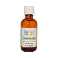 Buy Aura Cacia, Essential Oil Citronella (cymbopagon nardus), 2 oz at Herbal Bless Supplement Store