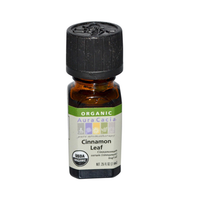 Buy Aura Cacia, Organic Cinnamon Leaf, 0.25 oz at Herbal Bless Supplement Store