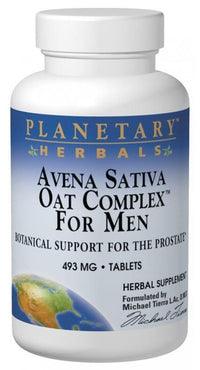 Buy Avena Sativa Oat Complex™ for Men, Tablets at Herbal Bless Supplement Store