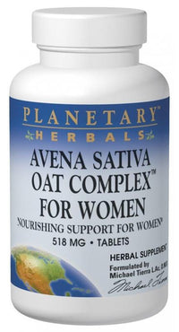 Buy Avena Sativa Oat Complex™ for Women, Tablets at Herbal Bless Supplement Store