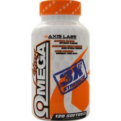 Buy Axis Labs, Citrus Omega, 120 sgels at Herbal Bless Supplement Store