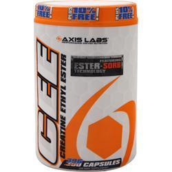 Buy Axis Labs, Creatine Ethyl Ester, 396 caps at Herbal Bless Supplement Store