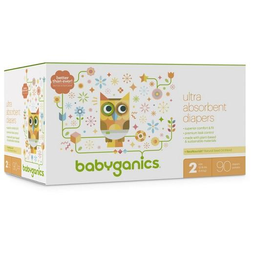 Buy Babyganics, DiapersClub Pack (Select Size) at Herbal Bless Supplement Store