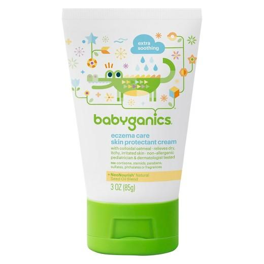 Buy Babyganics, Eczema Care Skin Protectant CreamFragrance Free - 3oz at Herbal Bless Supplement Store