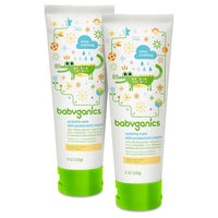 Buy Babyganics, Eczema Cream 8 oz (2 pk) at Herbal Bless Supplement Store