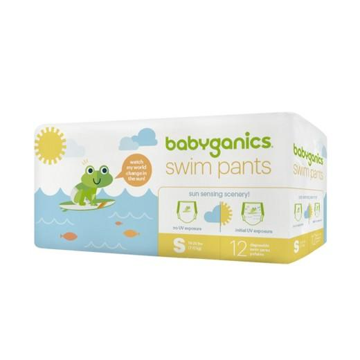 Buy Babyganics, Swim Diapers (Select Size) at Herbal Bless Supplement Store