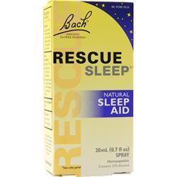 Buy Bach Flower Remedies, Rescue Sleep, 20 mL at Herbal Bless Supplement Store
