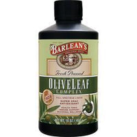 Buy Barlean's Olive Leaf Complex Full Spectrum Liquid at Herbal Bless Supplement Store